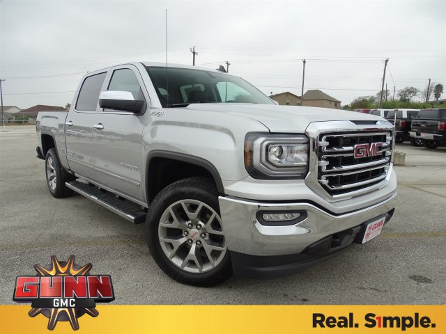 2018 Sierra 1500 Crew Cab 4x4 Pickup #G80040 - photo 3