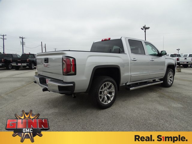 2018 Sierra 1500 Crew Cab 4x4 Pickup #G80040 - photo 5