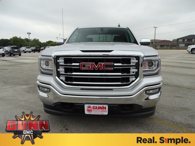 2018 Sierra 1500 Crew Cab 4x4 Pickup #G80040 - photo 8