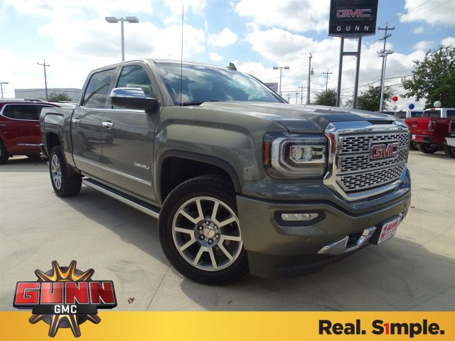 2018 Sierra 1500 Crew Cab 4x4 Pickup #G80075 - photo 3