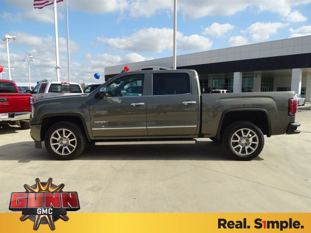 2018 Sierra 1500 Crew Cab 4x4 Pickup #G80075 - photo 7