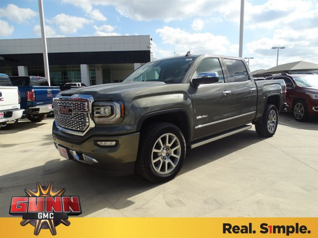 2018 Sierra 1500 Crew Cab 4x4 Pickup #G80075 - photo 1