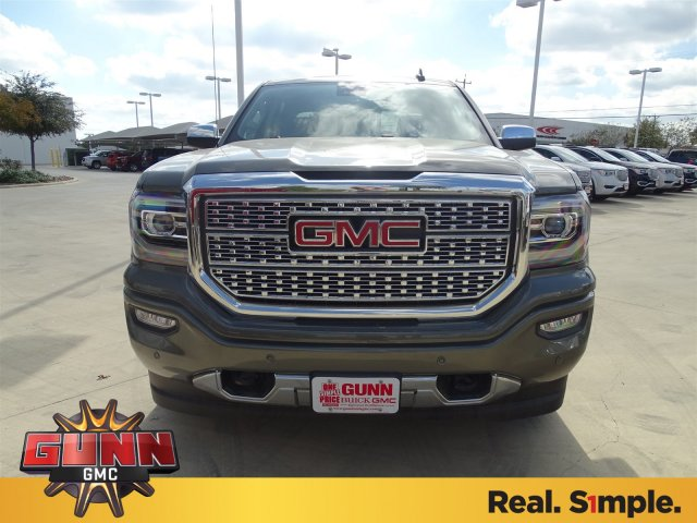 2018 Sierra 1500 Crew Cab 4x4 Pickup #G80075 - photo 8