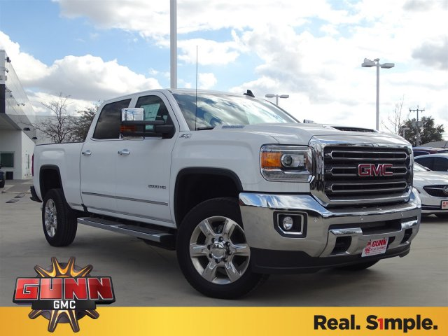 2018 Sierra 2500 Crew Cab 4x4 Pickup #G80092 - photo 1