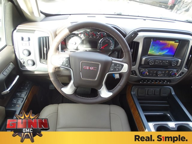 2018 Sierra 2500 Crew Cab 4x4 Pickup #G80092 - photo 14