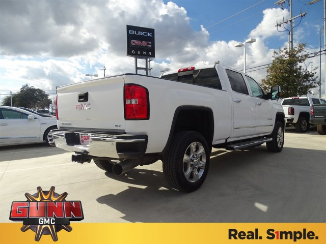 2018 Sierra 2500 Crew Cab 4x4 Pickup #G80092 - photo 2