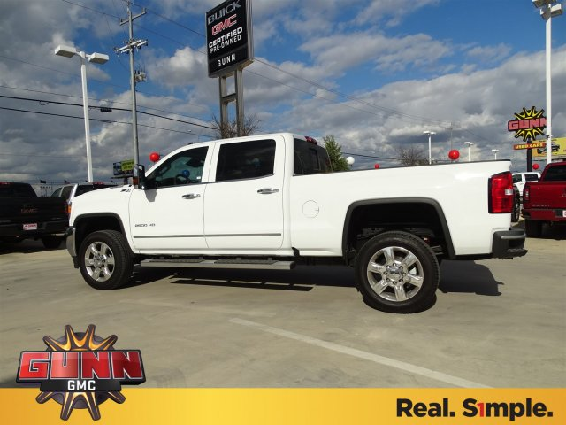 2018 Sierra 2500 Crew Cab 4x4 Pickup #G80092 - photo 7