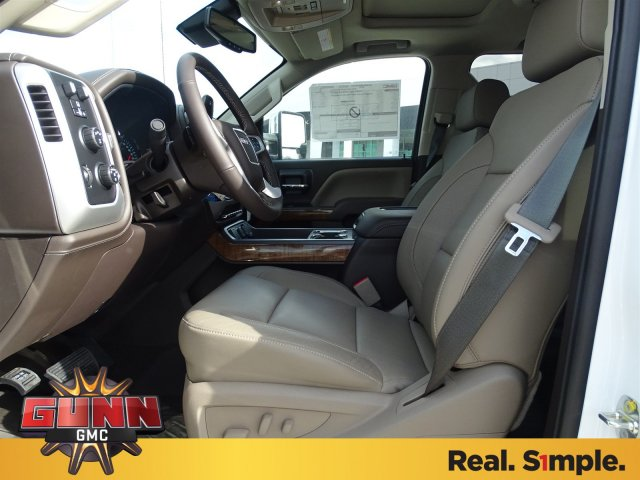 2018 Sierra 2500 Crew Cab 4x4 Pickup #G80092 - photo 9