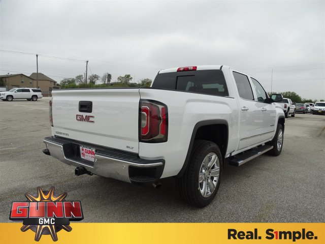 2018 Sierra 1500 Crew Cab 4x4 Pickup #G80125 - photo 5