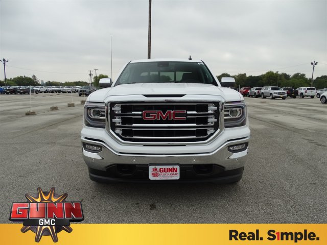 2018 Sierra 1500 Crew Cab 4x4, Pickup #G80125 - photo 8