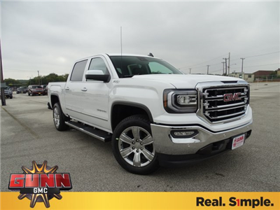 2018 Sierra 1500 Crew Cab 4x4, Pickup #G80125 - photo 3