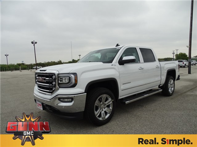 2018 Sierra 1500 Crew Cab 4x4, Pickup #G80125 - photo 1