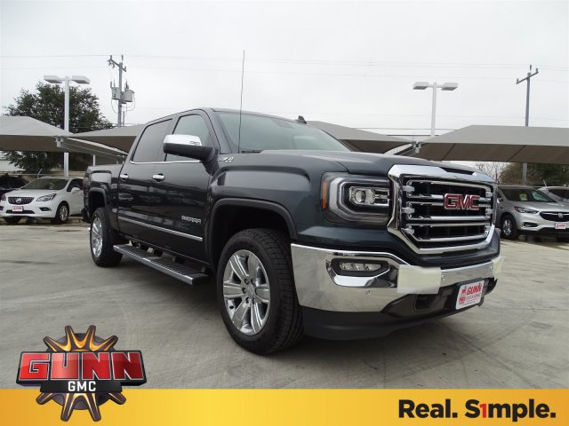 2018 Sierra 1500 Crew Cab 4x4, Pickup #G80145 - photo 3