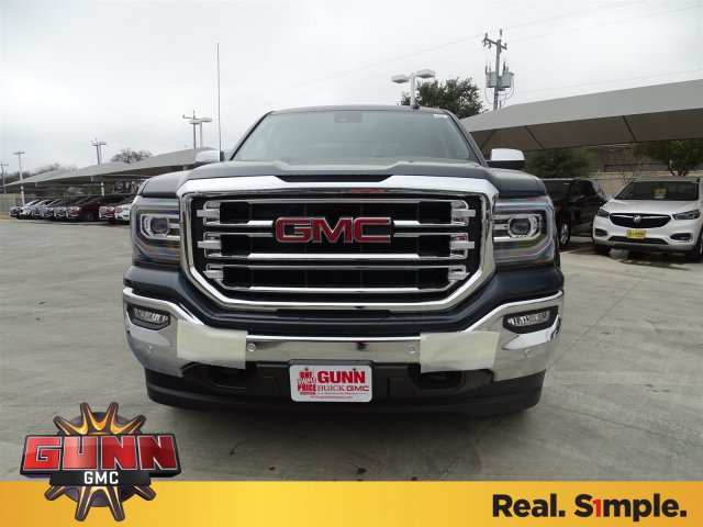 2018 Sierra 1500 Crew Cab 4x4, Pickup #G80145 - photo 8