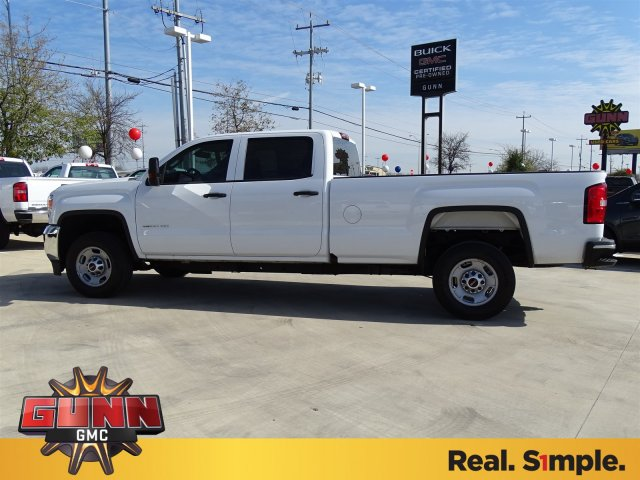 2018 Sierra 2500 Crew Cab, Pickup #G80150 - photo 8