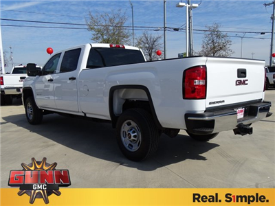 2018 Sierra 2500 Crew Cab, Pickup #G80150 - photo 2