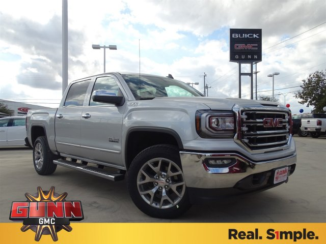 2018 Sierra 1500 Crew Cab 4x4, Pickup #G80157 - photo 1