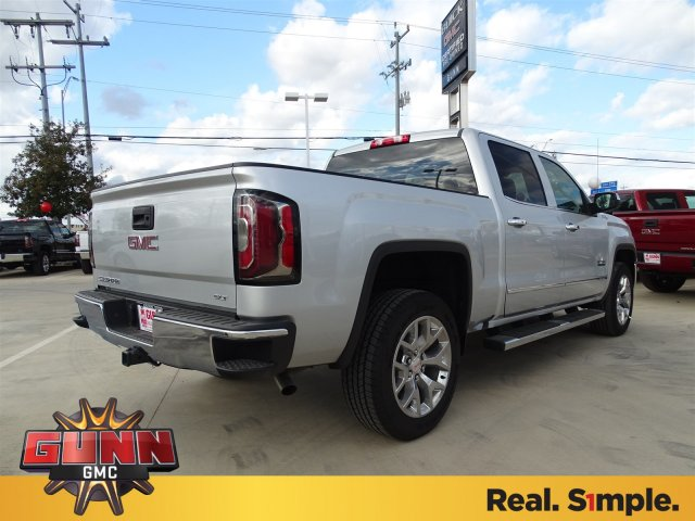 2018 Sierra 1500 Crew Cab 4x4, Pickup #G80157 - photo 2