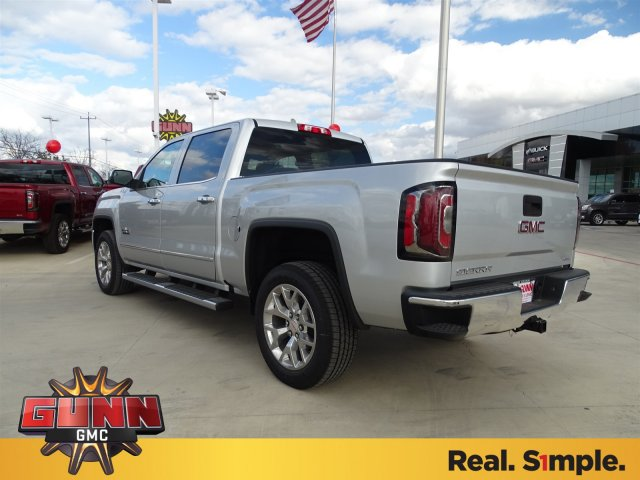 2018 Sierra 1500 Crew Cab 4x4 Pickup #G80157 - photo 4