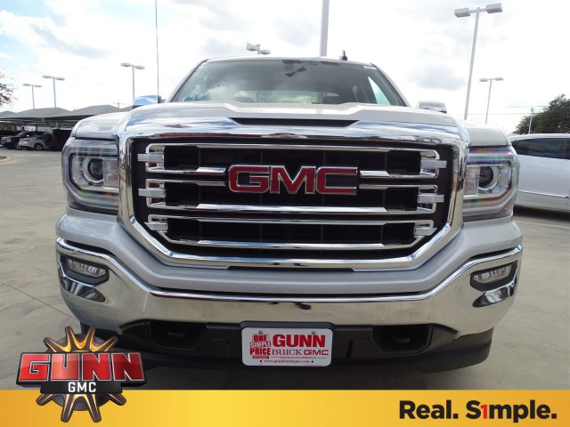 2018 Sierra 1500 Crew Cab 4x4, Pickup #G80157 - photo 8