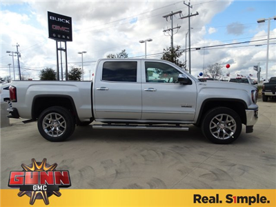 2018 Sierra 1500 Crew Cab 4x4, Pickup #G80157 - photo 5