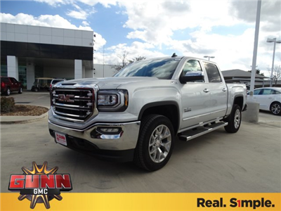 2018 Sierra 1500 Crew Cab 4x4, Pickup #G80157 - photo 3