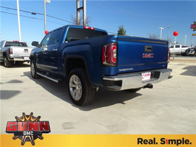 2018 Sierra 1500 Crew Cab 4x4, Pickup #G80184 - photo 2