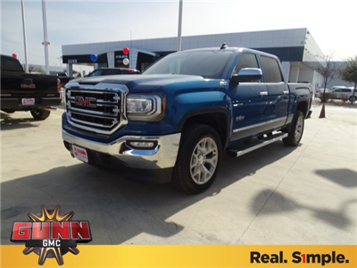 2018 Sierra 1500 Crew Cab 4x4, Pickup #G80184 - photo 1