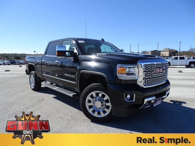 2018 Sierra 2500 Crew Cab 4x4, Pickup #G80233 - photo 3