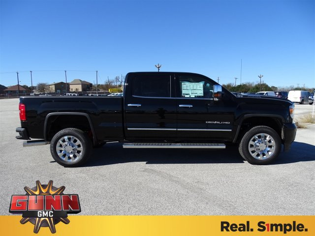 2018 Sierra 2500 Crew Cab 4x4, Pickup #G80233 - photo 4