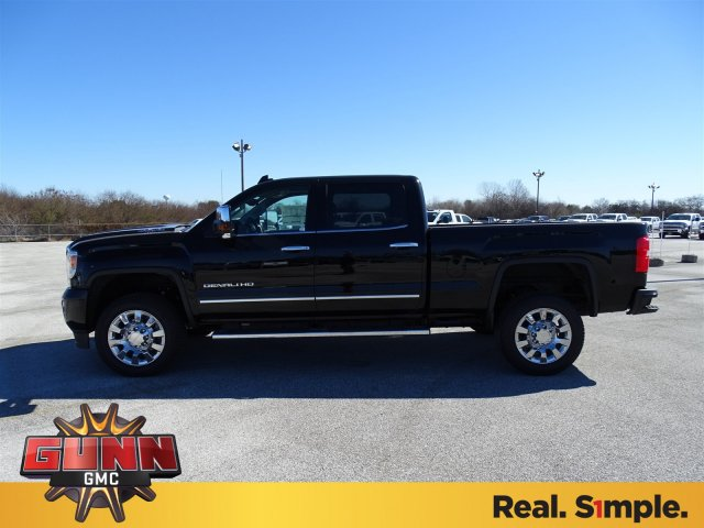 2018 Sierra 2500 Crew Cab 4x4, Pickup #G80233 - photo 8