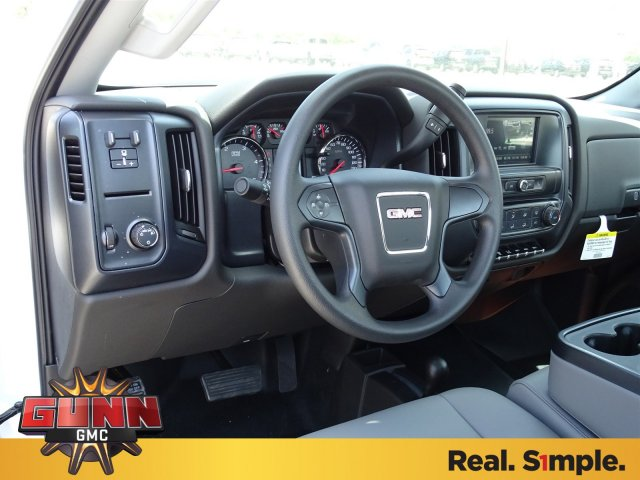 2018 Sierra 3500 Regular Cab DRW 4x4,  Cab Chassis #G80234 - photo 13
