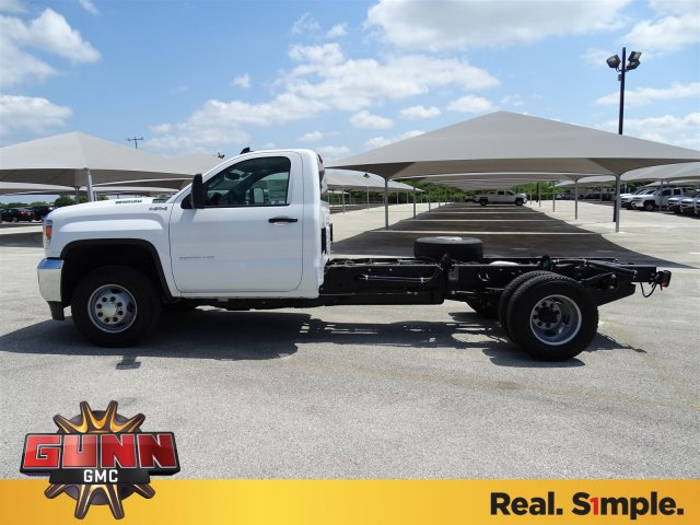 2018 Sierra 3500 Regular Cab DRW 4x4,  Cab Chassis #G80234 - photo 8