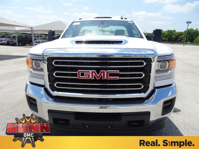 2018 Sierra 3500 Regular Cab DRW 4x4,  Cab Chassis #G80234 - photo 9