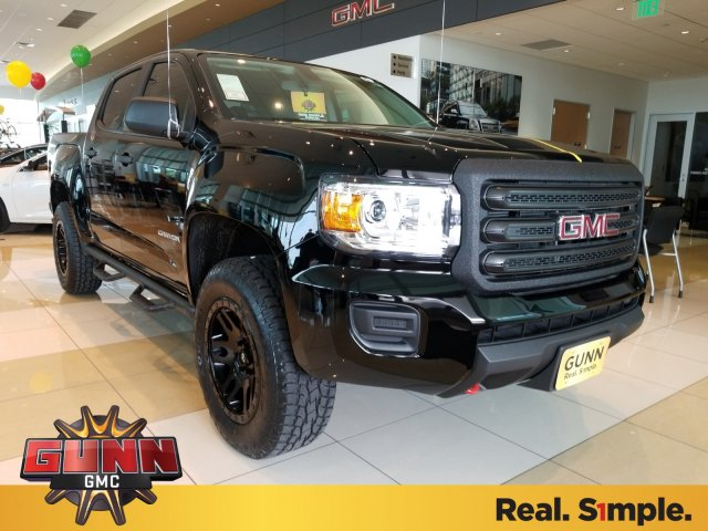 2018 Canyon Crew Cab, Pickup #G80238 - photo 3
