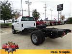 2018 Sierra 3500 Regular Cab DRW 4x4,  Cab Chassis #G80243 - photo 1
