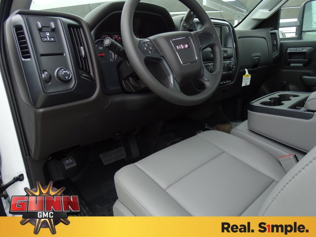 2018 Sierra 3500 Regular Cab DRW 4x4, Cab Chassis #G80247 - photo 10