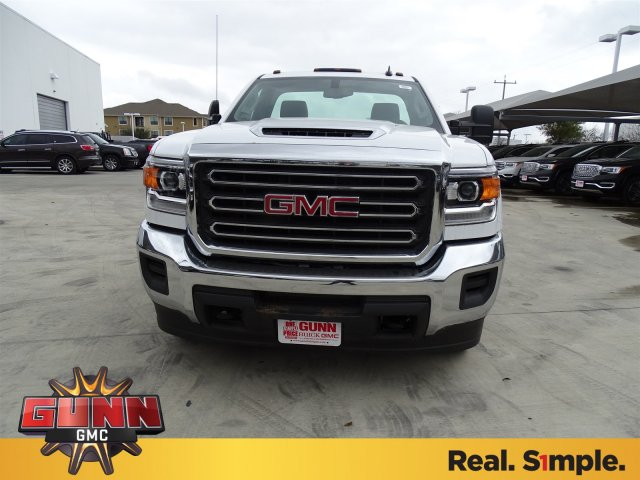 2018 Sierra 3500 Regular Cab DRW 4x4, Cab Chassis #G80247 - photo 8