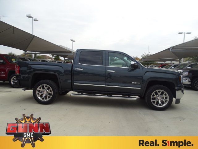 2018 Sierra 1500 Crew Cab Pickup #G80266 - photo 4