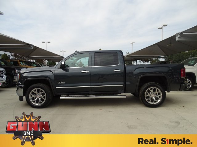 2018 Sierra 1500 Crew Cab Pickup #G80266 - photo 8