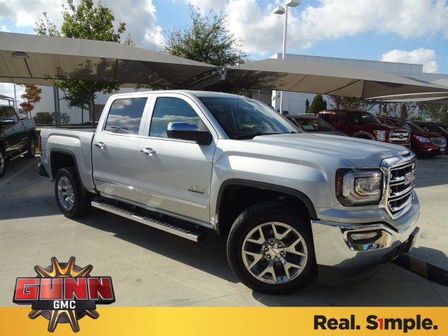 2018 Sierra 1500 Crew Cab, Pickup #G80286 - photo 3