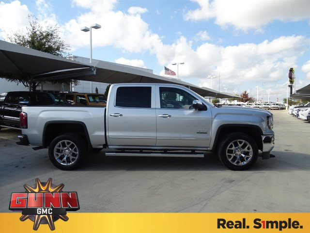 2018 Sierra 1500 Crew Cab, Pickup #G80286 - photo 4