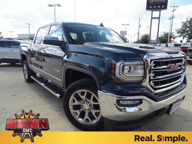 2018 Sierra 1500 Crew Cab Pickup #G80290 - photo 3