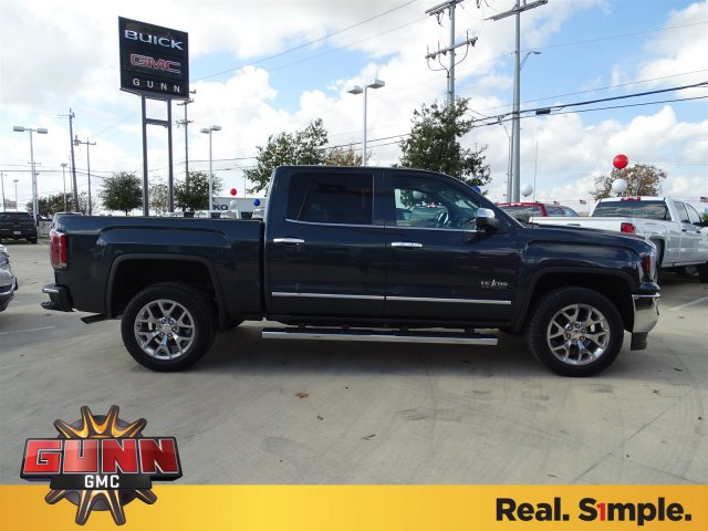 2018 Sierra 1500 Crew Cab Pickup #G80290 - photo 4