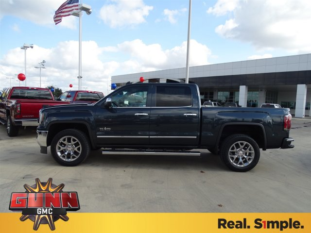 2018 Sierra 1500 Crew Cab Pickup #G80290 - photo 7