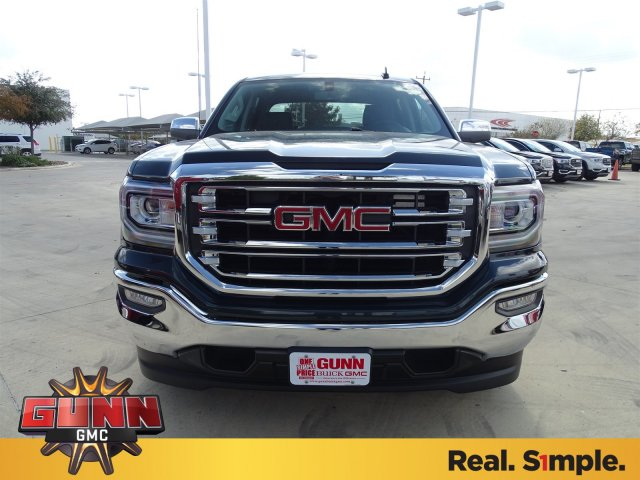 2018 Sierra 1500 Crew Cab Pickup #G80290 - photo 8