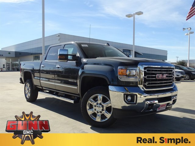 2018 Sierra 2500 Crew Cab 4x4, Pickup #G80325 - photo 3