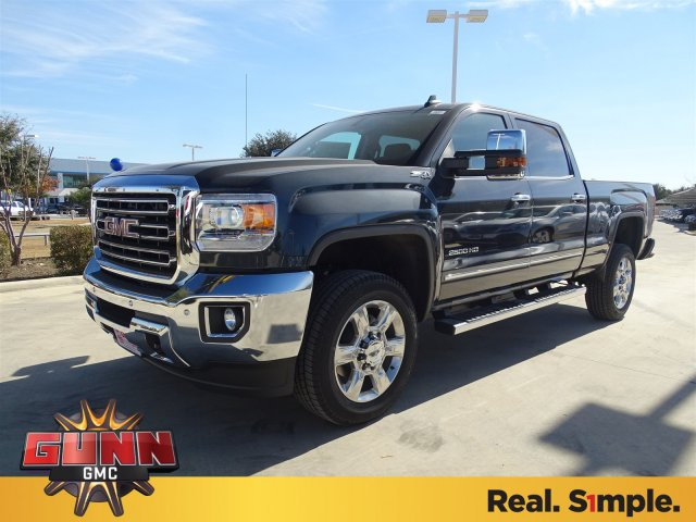 2018 Sierra 2500 Crew Cab 4x4, Pickup #G80325 - photo 1