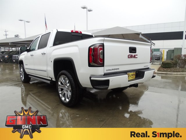 2018 Sierra 1500 Crew Cab 4x4, Pickup #G80330 - photo 2