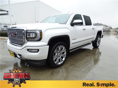 2018 Sierra 1500 Crew Cab 4x4, Pickup #G80330 - photo 1